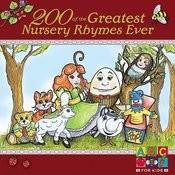 200 Of The Greatest Nursery Rhymes Ever Songs