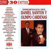 Inmortales De Daniel Santos Y Olimpo Cardenas Songs