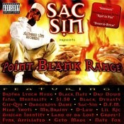 Sac Sin Presents : Point Blank Range Compilation Songs