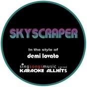 Demi Lovato - Skyscraper (Karaoke Audio Instrumental) Songs