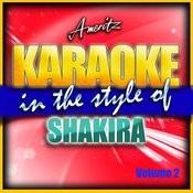 Karaoke - Shakira Vol. 2 Songs