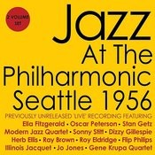 Jazz At The Philharmonic - Seattle 1956 Songs