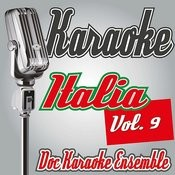 Karaoke Italia Vol. 9 Songs