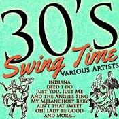 30's Swing Time Songs