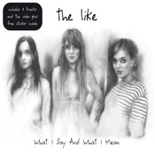 What I Say and What I Mean (International Version) Songs