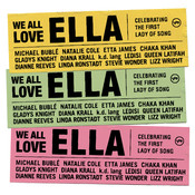 We All Love Ella: Celebrating The First Lady Of Song Songs