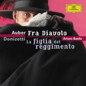 Auber: Fra Diavolo / Donizetti: La figlia del reggimento (2 CD's) Songs