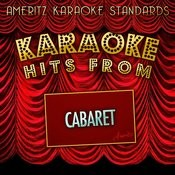 Karaoke Hits From Cabaret Songs