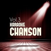 Karaoke - Chanson Vol. 3 Songs
