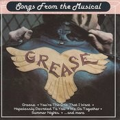 Songs From The Musical Grease Songs
