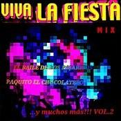 Viva La Fiesta Mix Vol. 2 Songs