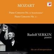 Wolfgang Amadeus Mozart (1756-1791) - Concertos Pour Piano Et Orchestre N 9 Et 20 Songs