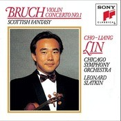 Bruch: Concerto No. 1 For Violin And Orchestra In G Minor, Op. 26; Scottish Fantasy For Violin And Orchestra, Op. 46 Songs