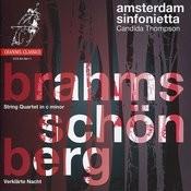Brahms - Schönberg Songs