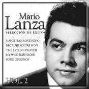 Mario Lanza Selección De Éxitos Vol. 2 Songs