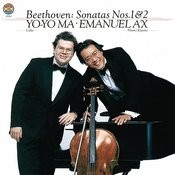 Beethoven: Cello Sonatas Nos. 1 & 2 Songs
