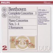 Beethoven: Complete Concertos Vol.1 - Piano Concertos Nos.1 - 4 etc. (2 CDs) Songs