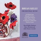 Bryan Kelly: Orchestral Music Songs