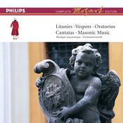 Mozart: Complete Edition Vol.11: Vespers, Oratorios etc Songs
