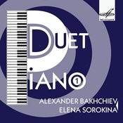 Piano Duet, Vol. 1: Bakhchiev, Sorokina Songs