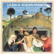 Bach, J.S.: St. John Passion Songs