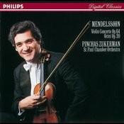 Mendelssohn: Violin Concerto; Octet Songs