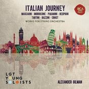 Italian Journey - Works for String Orchestra Songs