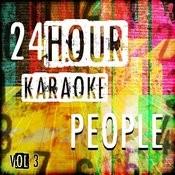 24 Hour Karaoke People, Vol. 3 Songs