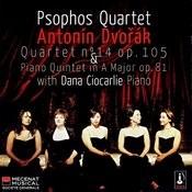 String Quartet No.14 in A Flat Major, Op.105/Piano Quintet in A Major, Op.81 Songs
