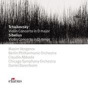 Tchaikovsky & Sibelius : Violin Concertos (-  Elatus) Songs