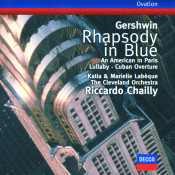Gershwin: Rhapsody in Blue / An American in Paris / Cuban Overture / Lullaby Songs