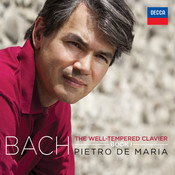 Bach: The Well-Tempered Clavier, Book I BWV 846-869 Songs