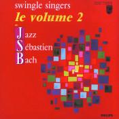 Jazz Sebastien Bach Volume 2 Songs
