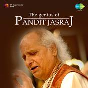 The Genius Of Pt Jasraj Cd 3 Songs