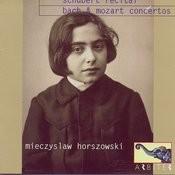 Schubert Recital, Bach & Mozart Concertos Songs