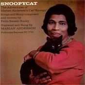 Snoopycat: The Adventures Of Marian Anderson's Cat Snoopy Songs