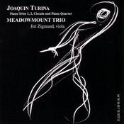 Joaquin Turina - Meeadowmount Trio Songs