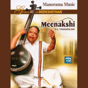 Meenakshi - Gems of Deekshithar Songs