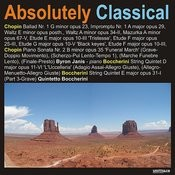 Absolutely Classical, Volume 162 Songs