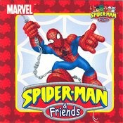 Spider-man & Friends 2 Songs