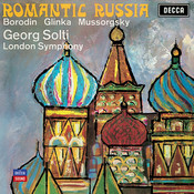 Romantic Russia Songs