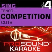 U Got It Bad (Competition Cut) [Karaoke With Background Vocals]{In The Style Of Usher} Song