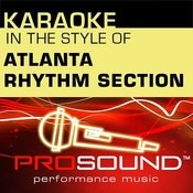 Karaoke - In The Style Of Atlanta Rhythm Section - Ep (Professional Performance Tracks) Songs