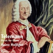 Telemann : Music For Oboe Songs