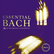 Essential Bach (2CDs) Songs