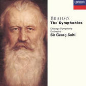 Brahms: The Symphonies Songs