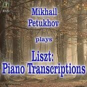 Liszt: Piano Transcriptions Songs
