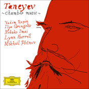Taneyev: Piano Quintet; Piano Trio Songs