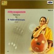 Abhyasagaanam Varnams - R Vedavalli And Disciples Vol 4 Songs