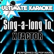 Ultimate Karaoke: Sing-A-Long To X Factor Songs